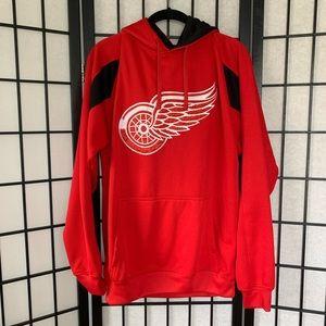 Men's Detroit Red Wings Hockey Hoodie